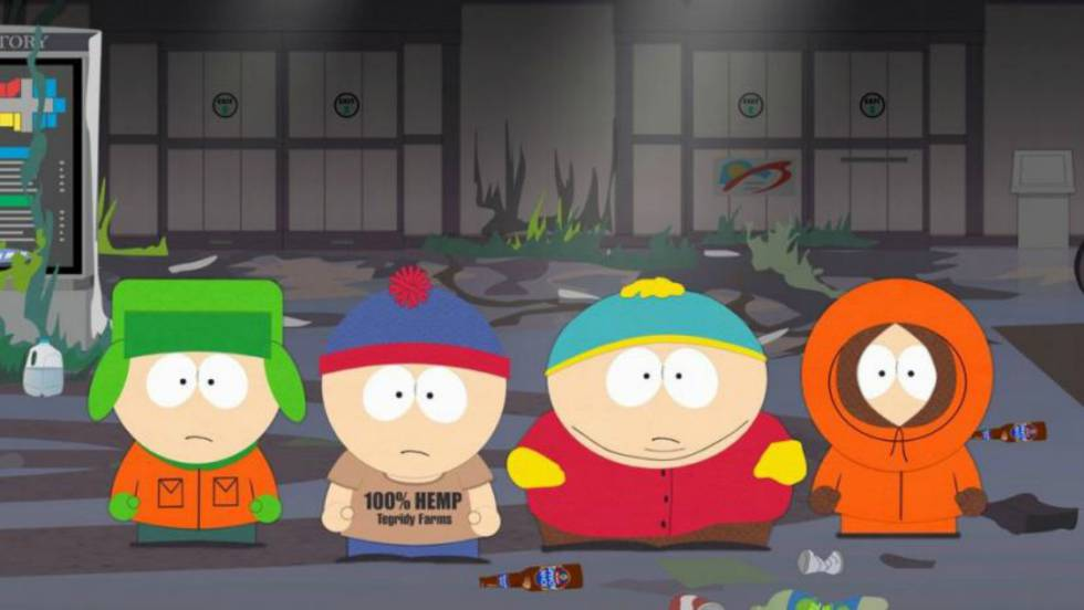 China eliminó todo rastro de South Park en su internet